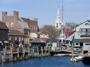 Cities Near Boothbay Harbor Maine