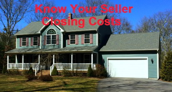 Know Your Seller Closing Costs in Real Estate
