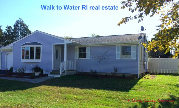 Pending North Kingstown Walk to Water Home for Sale | Mount View