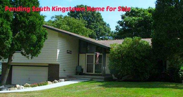 South Kingstown Home For Sale | 191 Willard Av Sale Pending