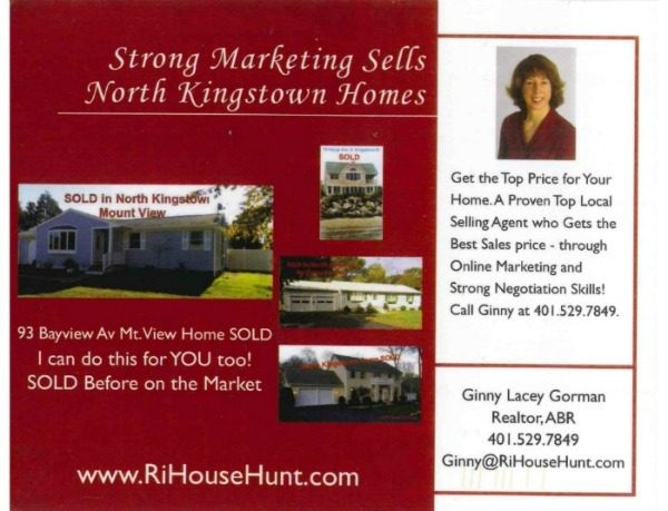 Marketing Know How Sells North Kingstown RI Homes