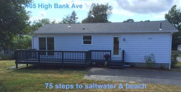 105 Highbank Av North Kingstown RI Coastal Home for Sale