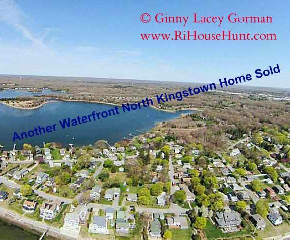Another Waterfront North Kingstown Home Sold