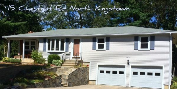Wickford RI Ranch Home New to Market | Walk to Water