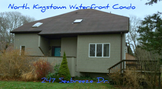 Waterfront North Kingstown Cedarhurst Condo for Sale
