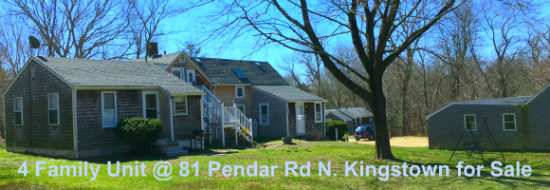 4 Family North Kingstown RI Home for Sale | Acreage