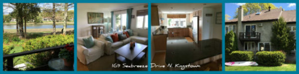 Waterfront N Kingstown Condo for Sale Cedarhurst