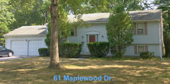61 Maplewood Dr North Kingstown Home for Sale
