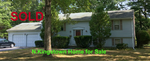 SOLD North Kingstown Home for Top Dollar - Woodland Estates