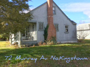 Mount View N.Kingstown RI Home for Sale