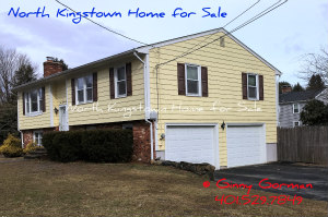 North Kingstown Updated Raised Ranch for Sale Apple Tree Court