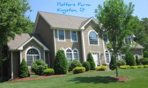 Potters Farm in South Kingstown Real Estate