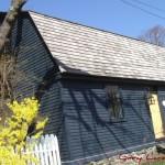 Wickford Village historic house