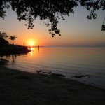 Sunset - having your Mambo on