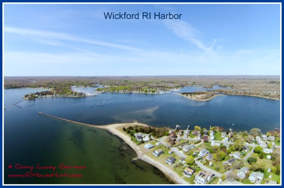 Waterfront Shore Acres - Sauga Point - Wickford RI 02852.