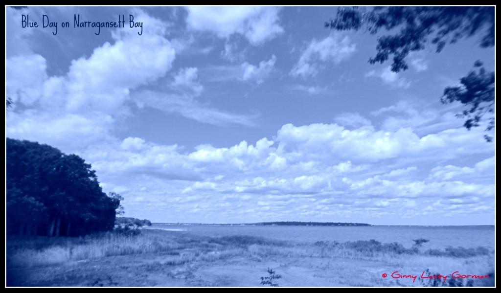 Blue Day in RI real estate