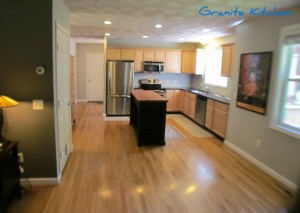 View the kitchen at 192 Stony Lane Wickford RI