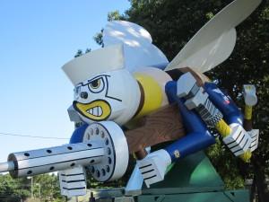 Seabee or Queen Bee?