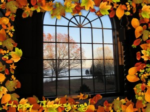 Thanksgiving Musings