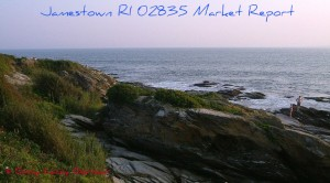 Beavertail State Park is the best real estate on Jamestown RI Nov. 2011
