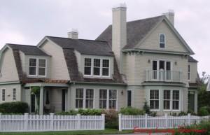 Wickford Point neighborhood- Wickford RI