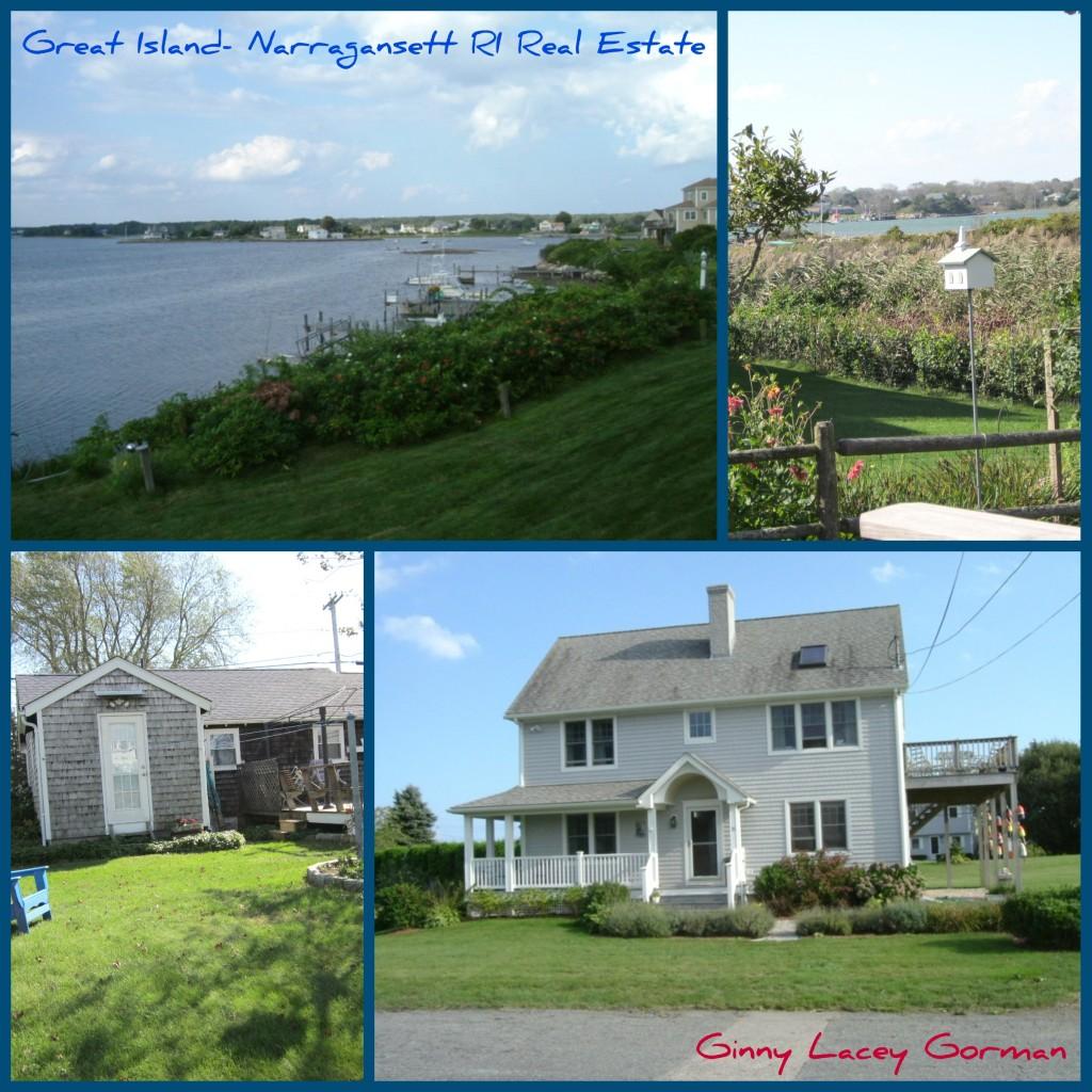 Great Island Narragansett RI