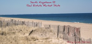 2011 Sale Numbers for Real Estate in South Kingstown RI