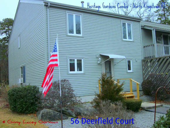 Heritage Gardens condos for sale | North Kingstown