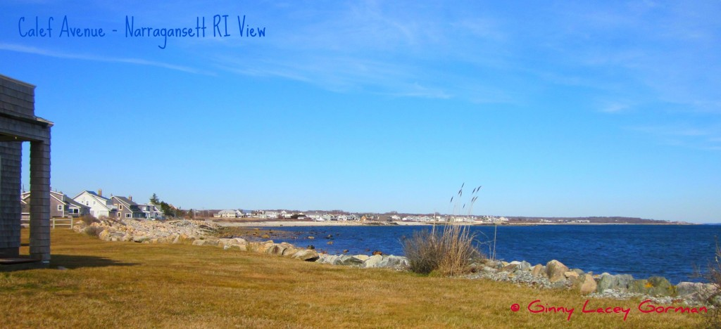 Waterfront Narragansett RI real estate