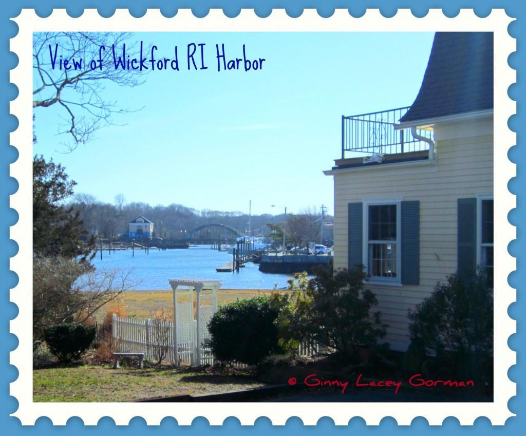 Wickford Harbor- Wickford RI real estate