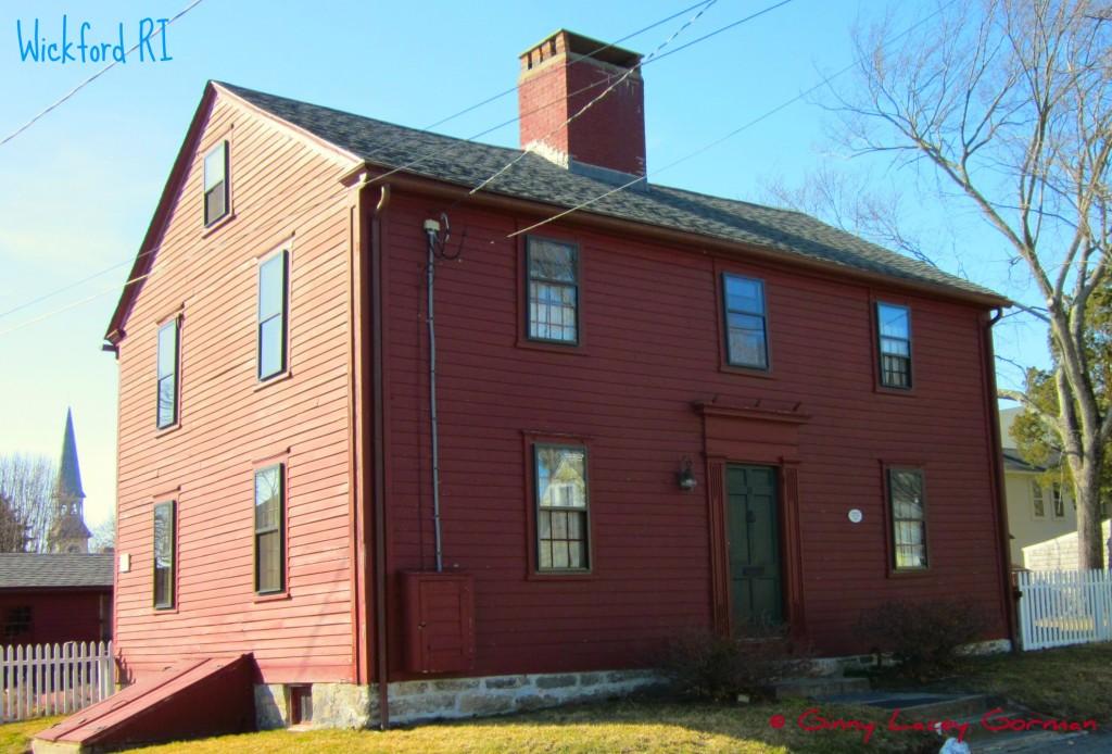 Wickford RI real estate