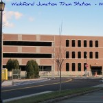 Wickford RI Train Station- North Kingstown RI to Boston MA