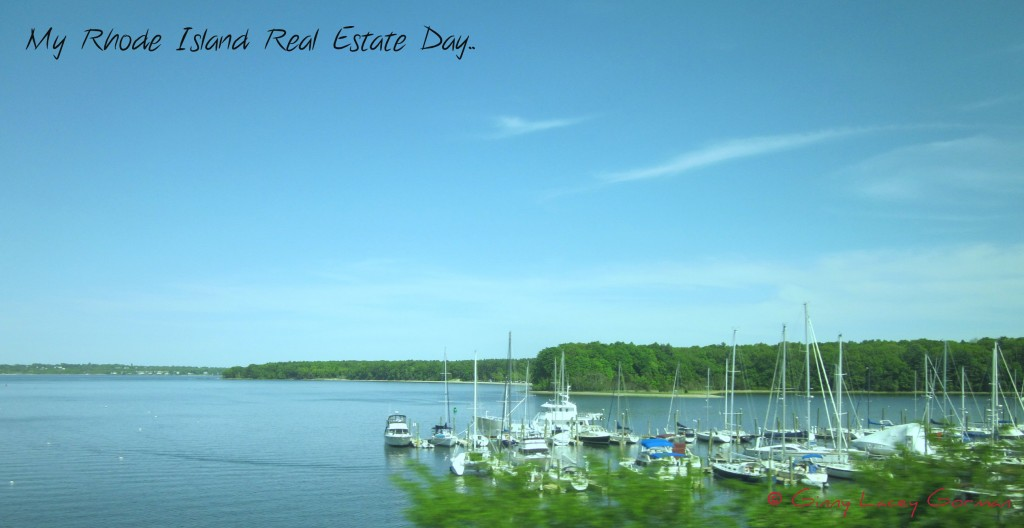 Rhode Island Real Estate is all about the Waterfront