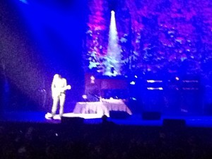 Joe Bonamassa on stage in Providence RI