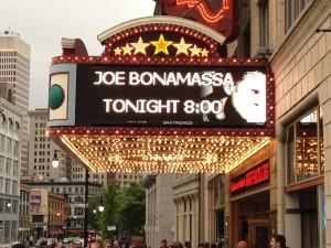 Joe Bonamassa Providence RI May 22 2012
