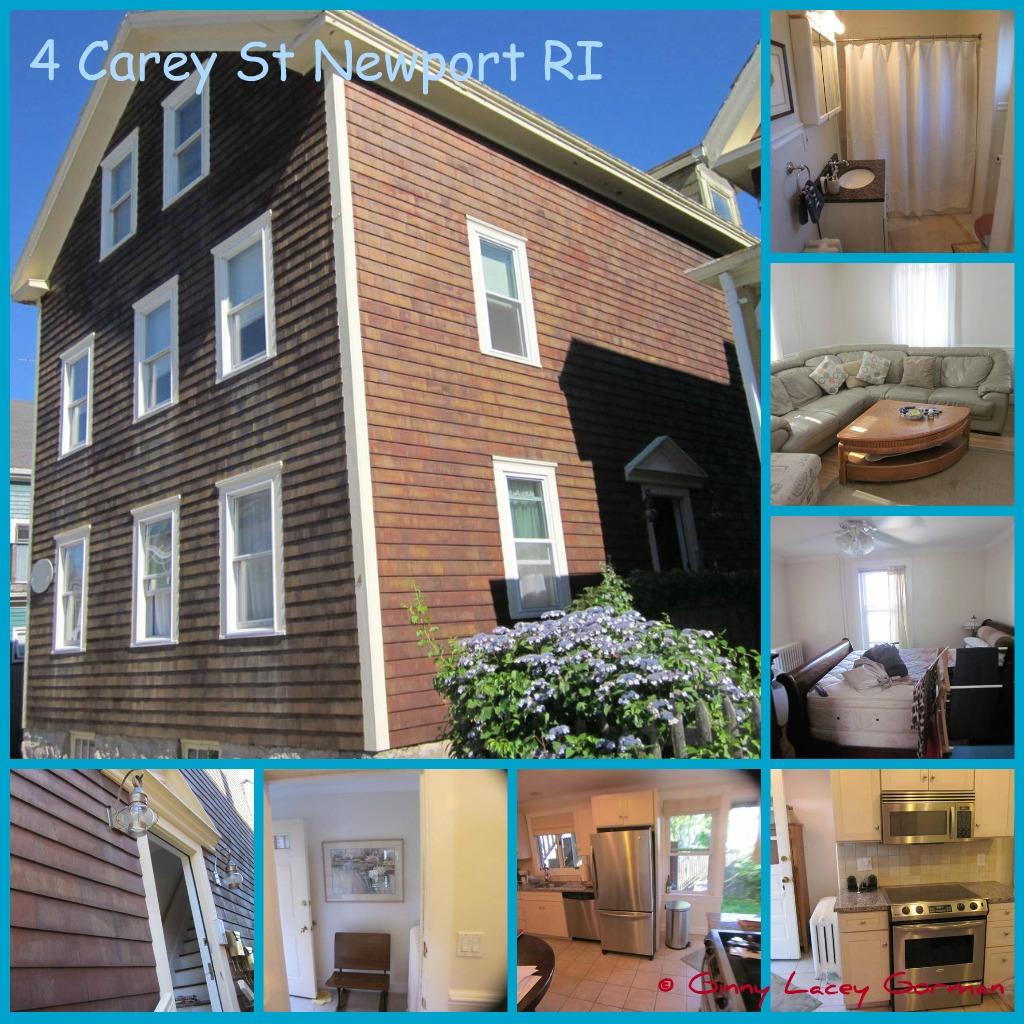 4 Carey Street Newport RI Condo for Sale -real estate