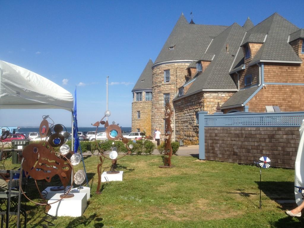 Narragansett Art Festival- Narragansett RI 02882 waterfront real estate
