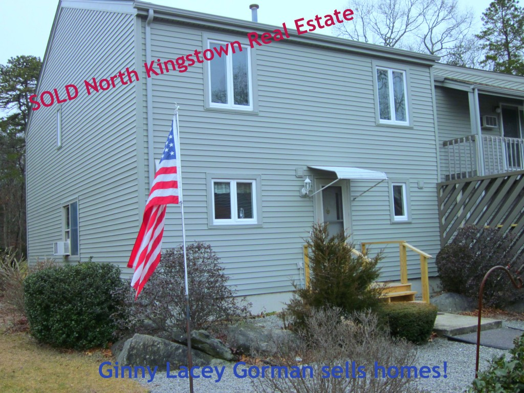 North Kingstown condo sold for top dollar by Ginny Lacey Gorman