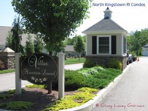 North Kingstown RI Condos- Villas at Mountain Laurel
