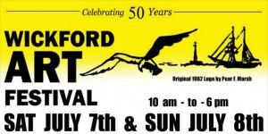 Wickford RI Art Festival - July 7 & 8 2012