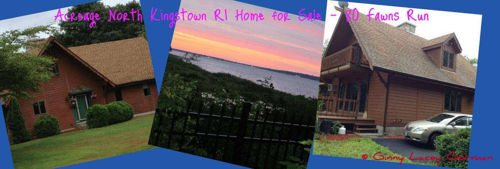 North Kingstown RI Home for Sale by Ginny Lacey Gorman