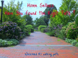 Wickford RI real estate path for home sellers