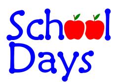 South Kingstown Schools - 2012 School Calendar