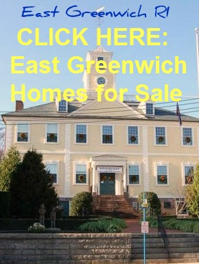What is happening to the East Greenwich RI Real Estate market?