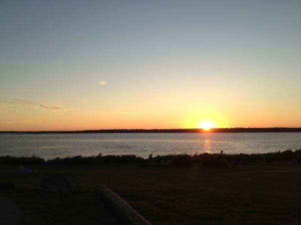 Jamestown Rhode Island real estate at Beavertail Park