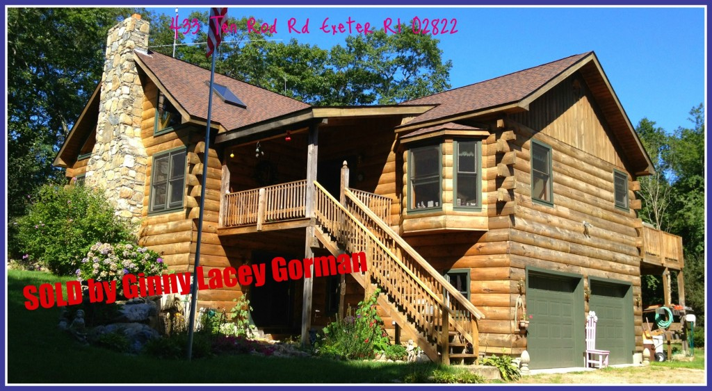 Exeter RI home sold in RI Real Estate by Ginny Lacey Gorman