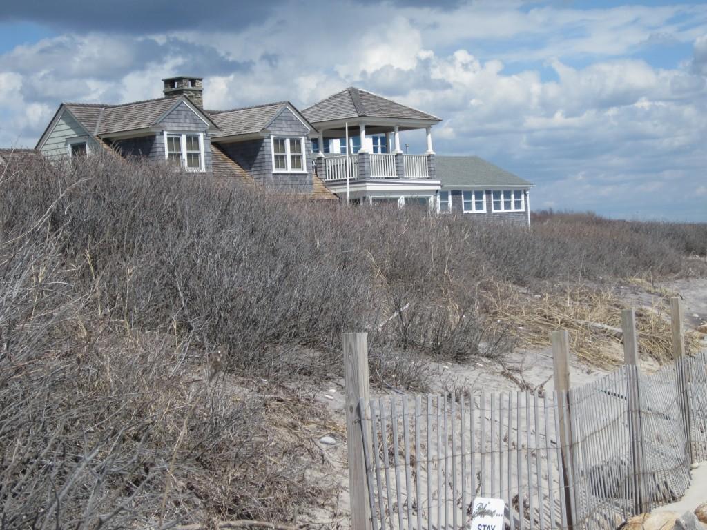 Coastal South Kingstown real estate scene