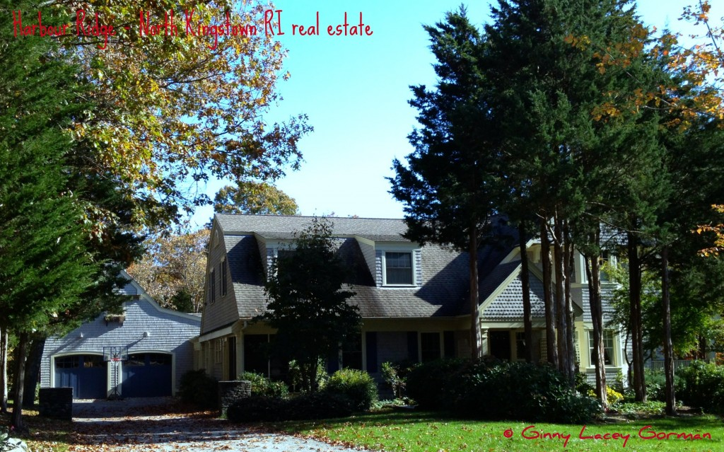 Luxury Wickford RI Real Estate | Harbour Ridge Neighborhood
