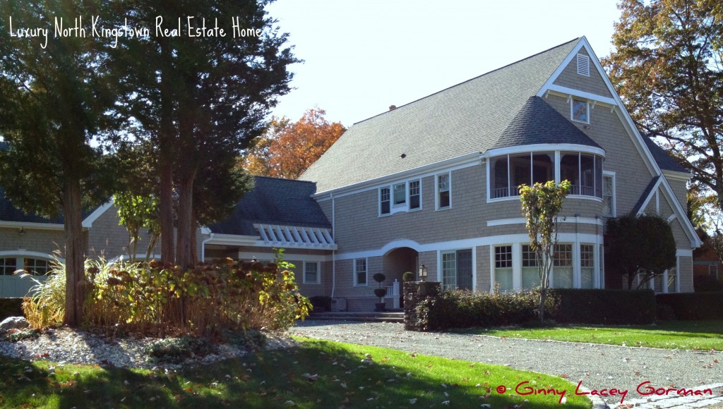 Luxury Wickford RI real estate