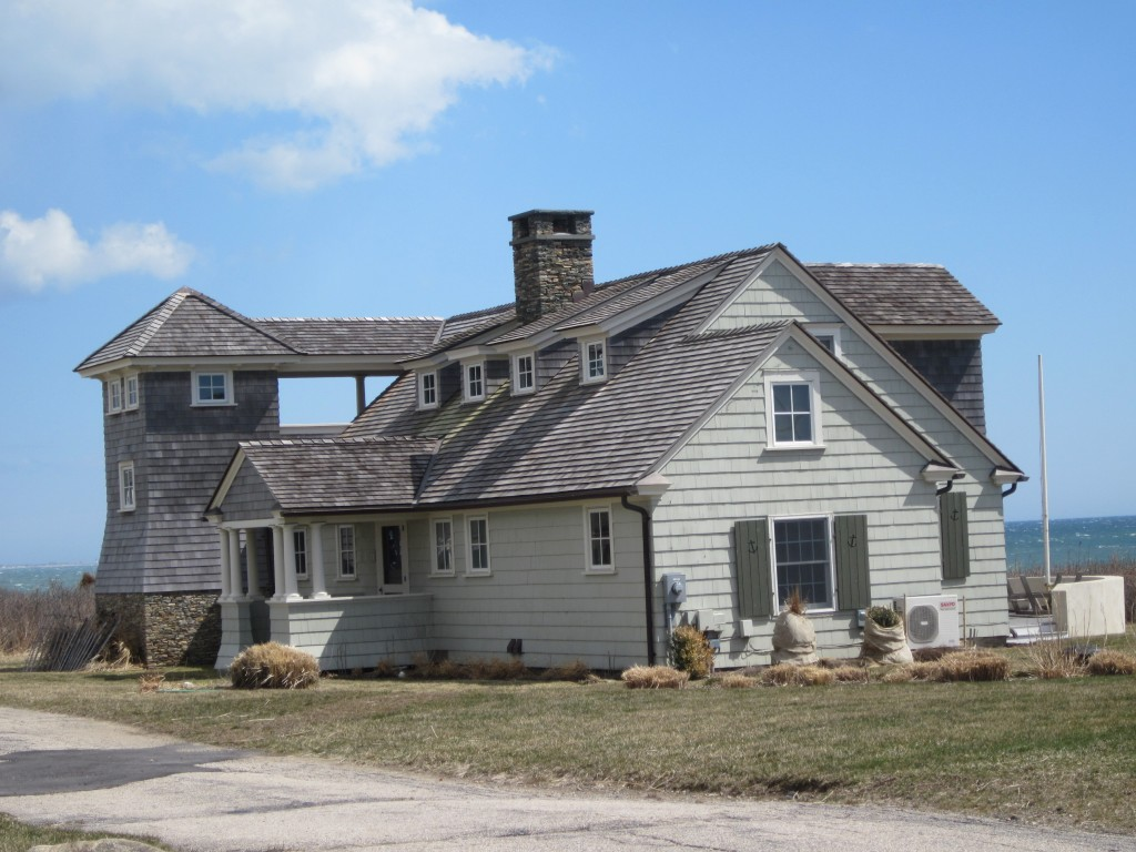 waterfront South Kingstown real estate